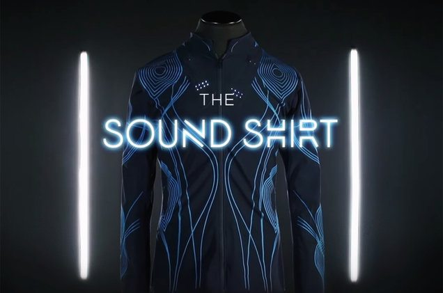 Cute Circuit Sound Shirt