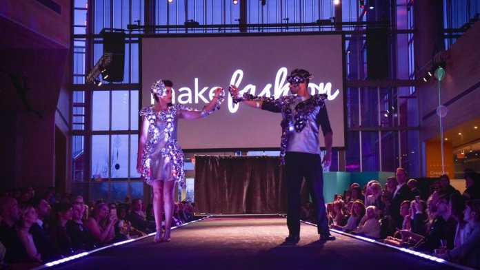 MakeFashion 2016 Fashion Tech Runway Show