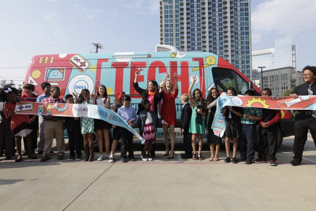 """Dell's mobile innovation truck to take """"science to the streets"""""""