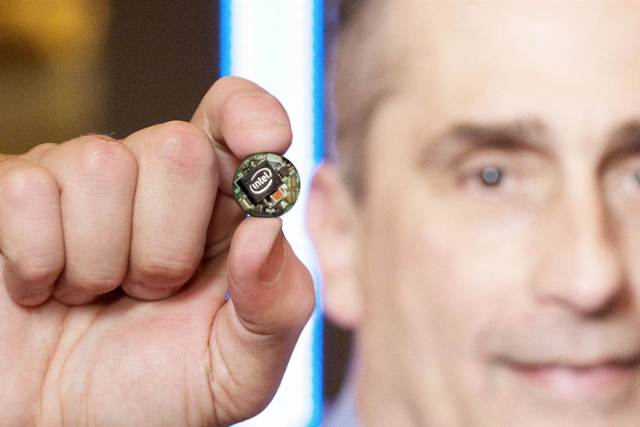 Intel Curie-based board is aimed at developing wearable technology