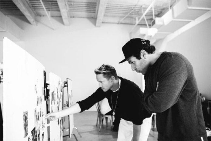 Laurence Chandler and Joshua Cooper