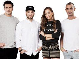 Digital fashion brand founders by Dejan Subosic, Aleksandar Subosic, Kenza Zouiten and Gustav Springfeldt.