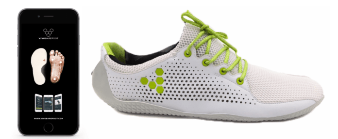CES2017: VIVOBAREFOOT IoT-Enabled Running Shoe Powered By Sensoria