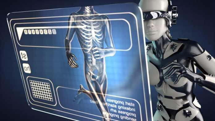 Artificial Intelligence (AI) Robot