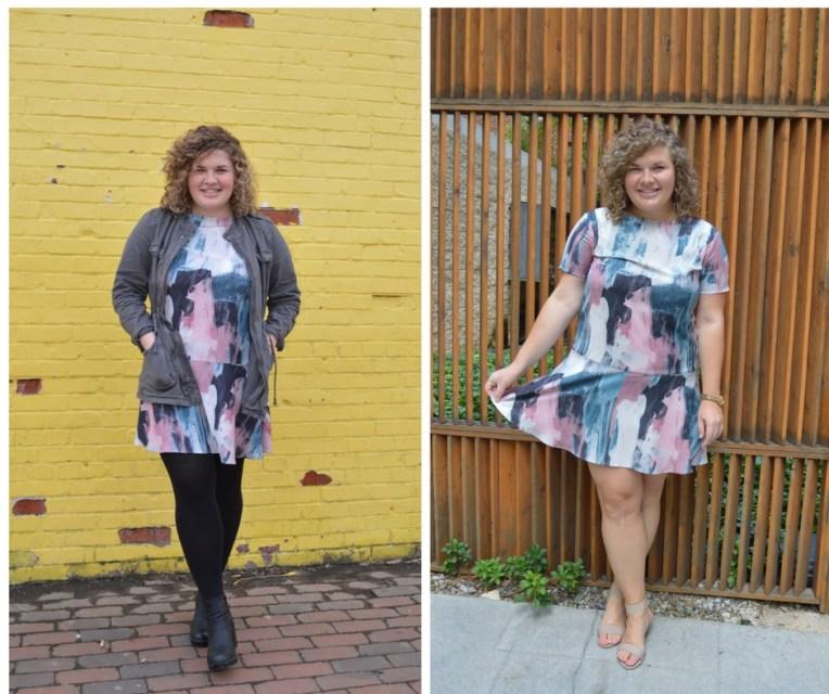 1 dress 2 ways