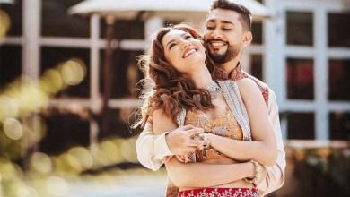 Gauahar Khan And Zaid Darbar Pre -Wedding Photos