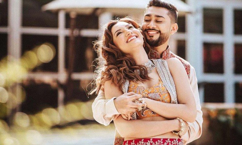 Gauahar Khan And Zaid Darbar Pre -Wedding Photos
