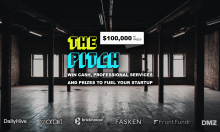 "Fasken's Will Shaw Judging ""The Pitch"": $100,000 in Prizes AVAILABLE!"