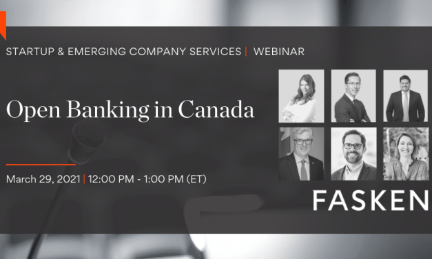 Open Banking in Canada