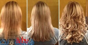 تطويل الشعر طبيعيا