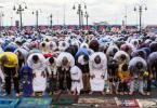 مواعيد صلاة العيد 2018