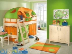 دهانات غرف أطفال
