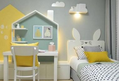 ألوان غرف نوم أطفال مودرن