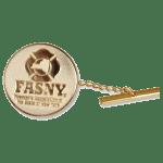 Jewelry – Tie Tac with Gold Logo