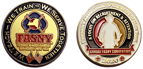 2020 Convention Challenge Coin