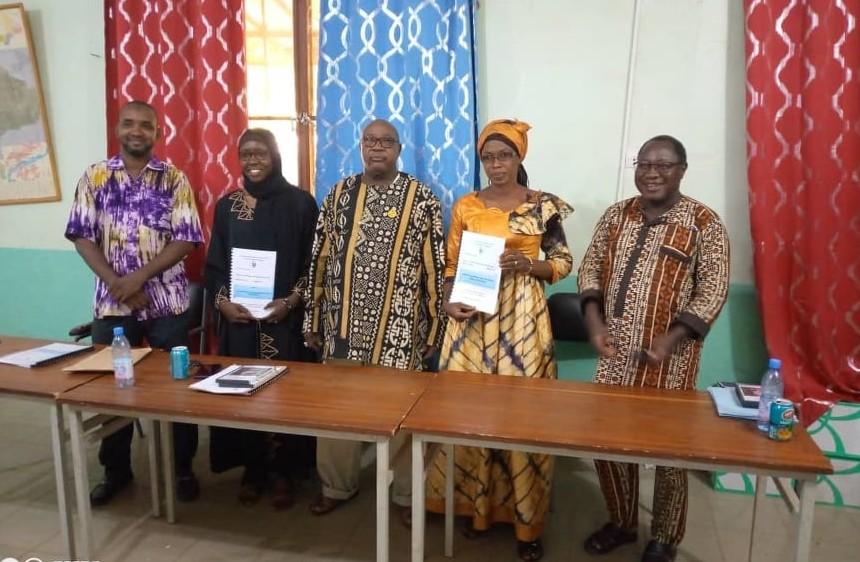 Université Catholique de l'Afrique de l'Ouest (UCAO) : Notre collègue Fatoumata Coulibaly décroche son Master professionnel