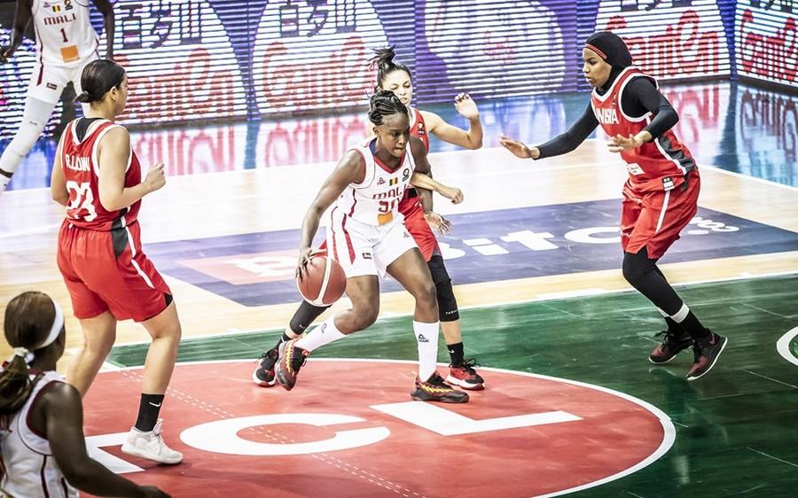 Afrobasket Féminin : le Mali frappe fort d'entrée