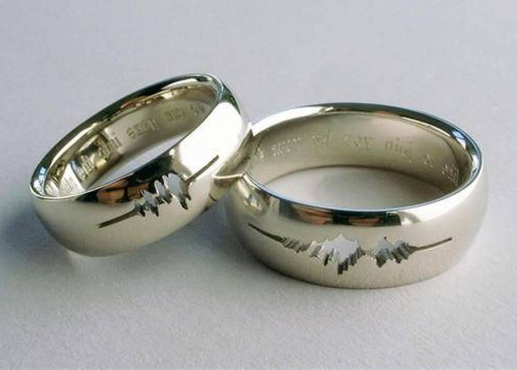 2019 Latest Engravings On Wedding Rings