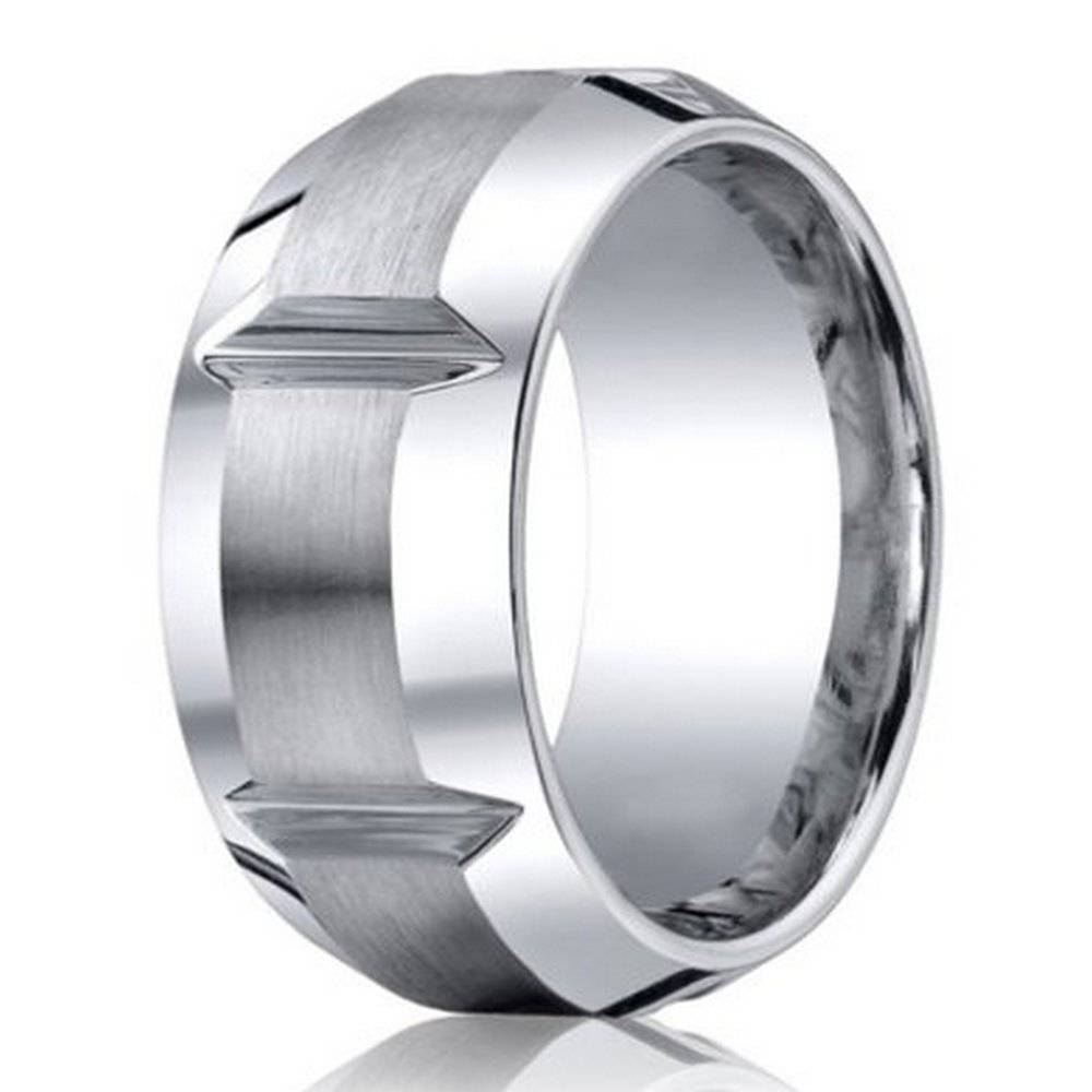 15 Ideas Of Cobalt Mens Wedding Rings