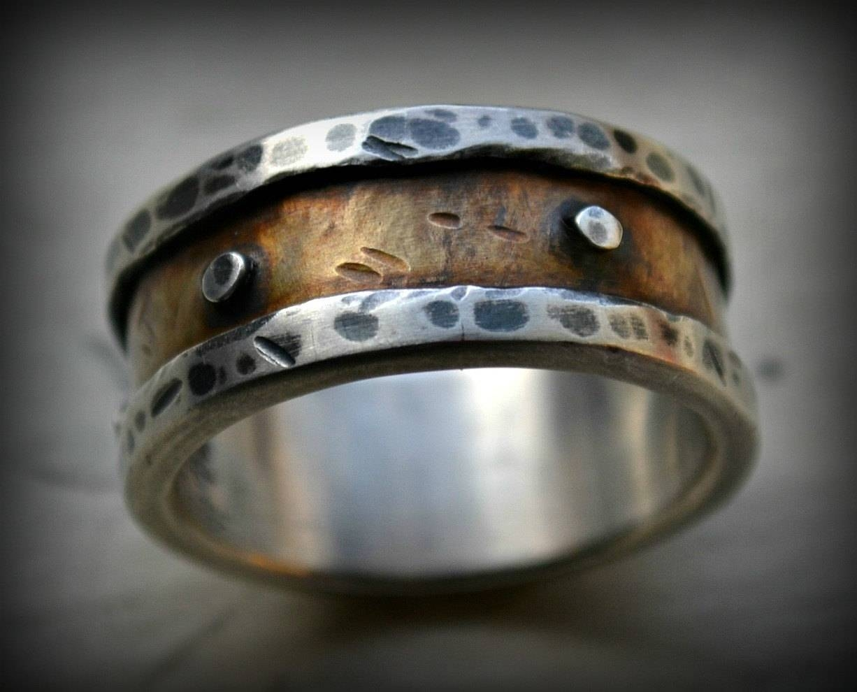 15 Photo Of Mens Western Wedding Bands