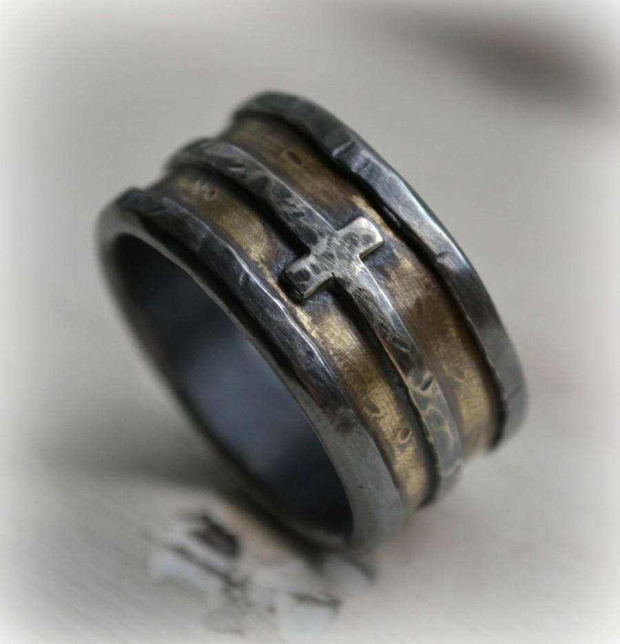15 Best Ideas Of Manly Wedding Bands