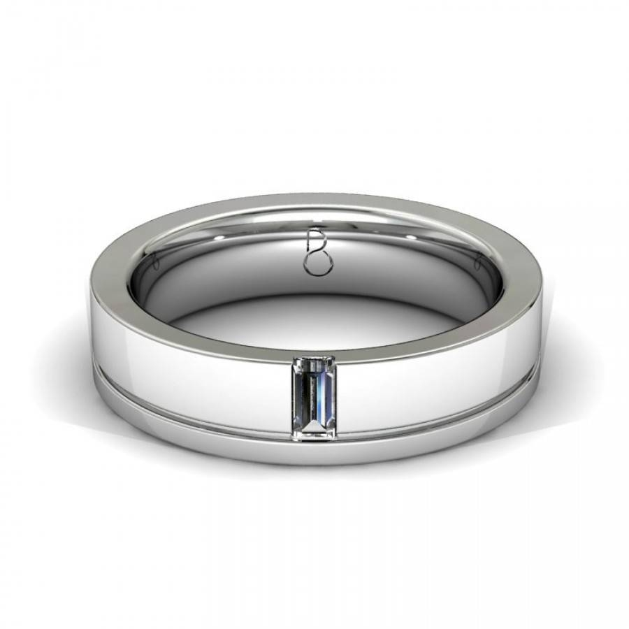 15 Inspirations Of Gents Diamond Wedding Bands