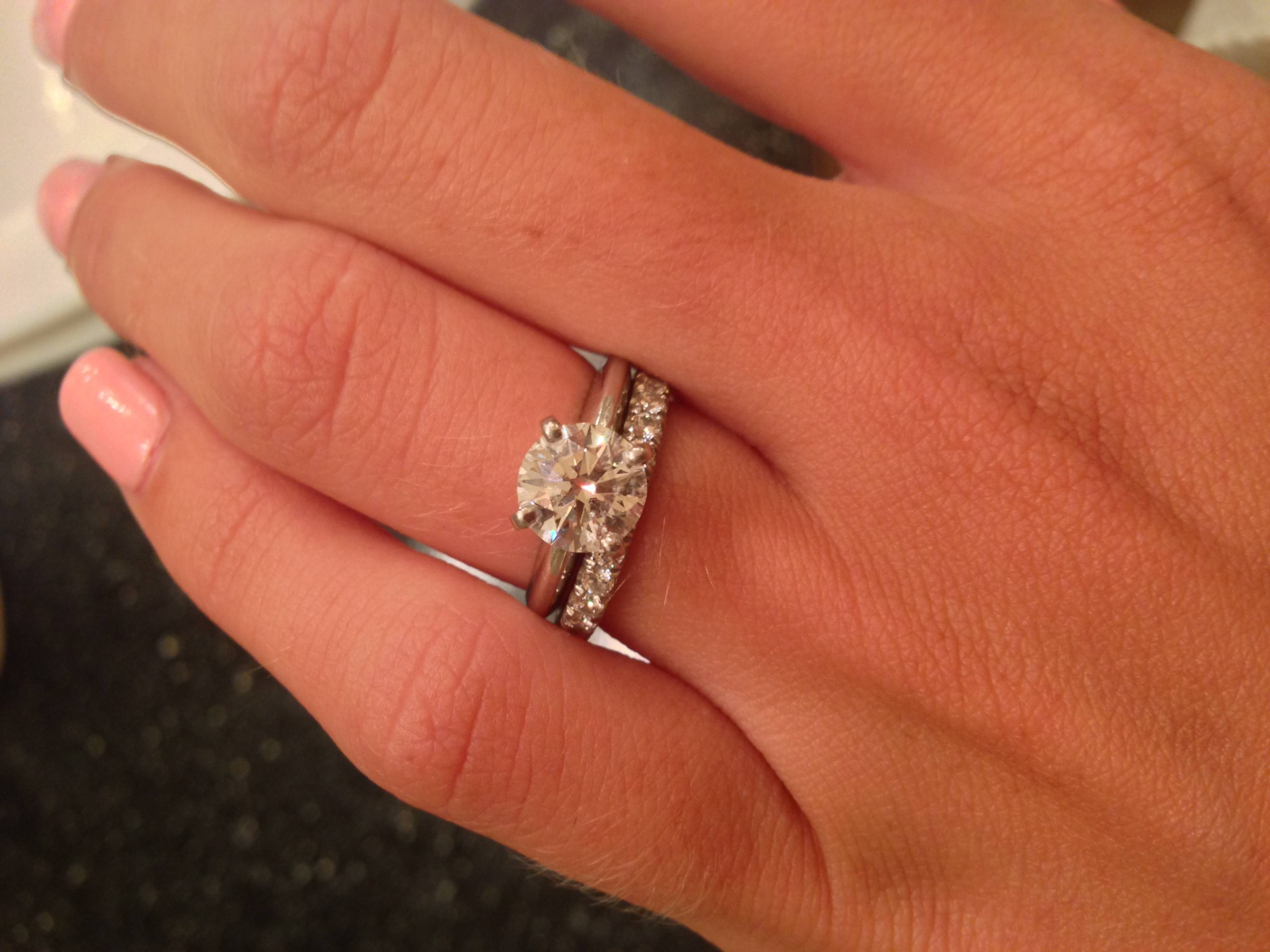 15 Best Collection Of Solitaire Engagement Rings With