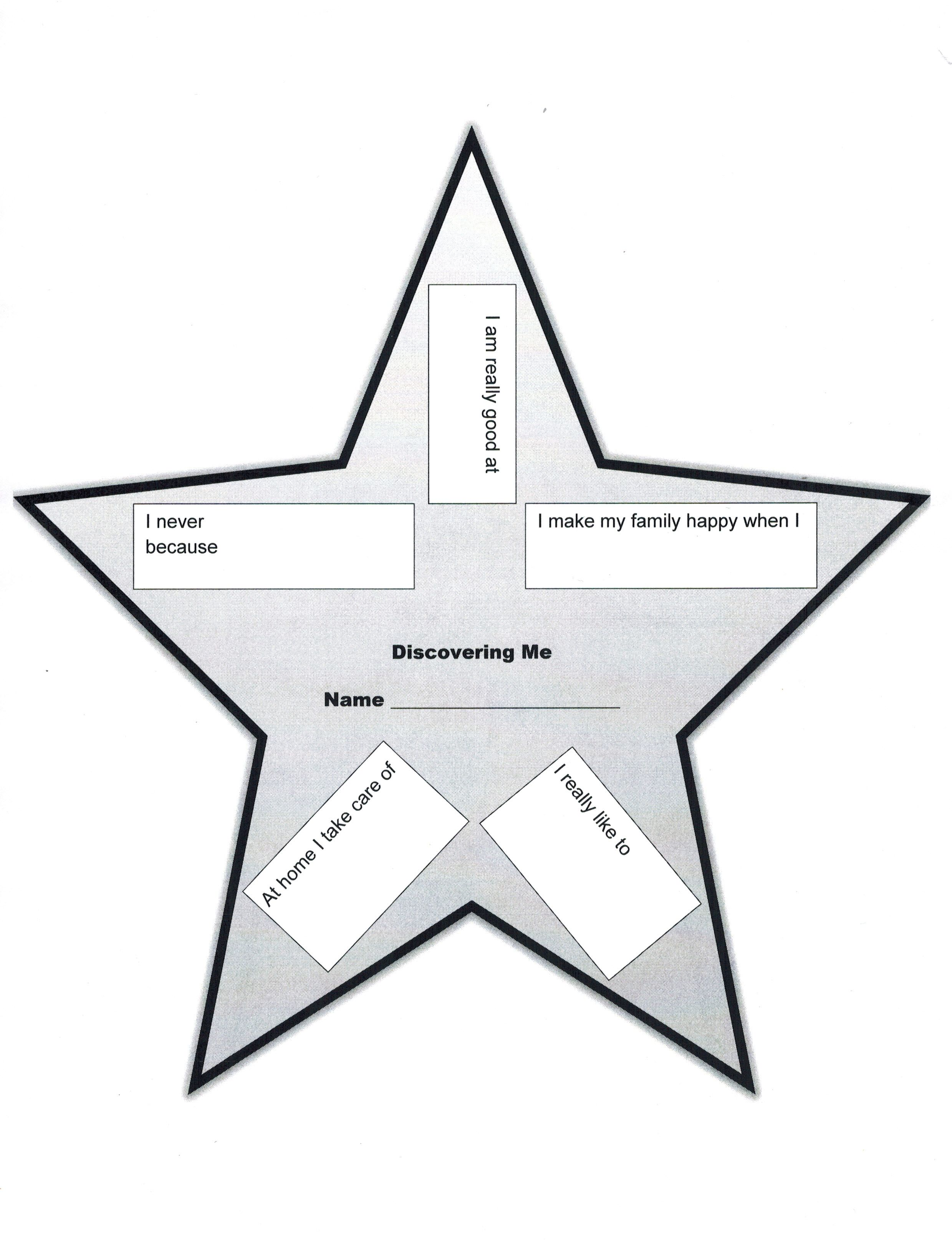 Journey To The Stars Worksheet