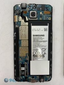 三星 NOTE5充電異常總是充不飽果然電池老化來更換電池吧 ! 三星手機維修