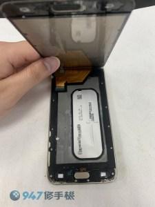 三星 A8 開相機就自動關機 掐指一算 更換電池就沒問題了 三星 手機維修