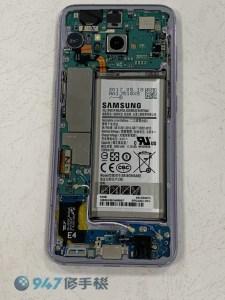 受潮不充電的 三星S8 更換尾插充電模組問題迎刃而解! 三星 手機維修