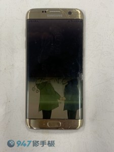 三星 S7 EDGE 摔機 螢幕面板不顯示了!! 三星 手機維修