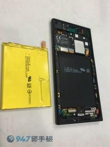 SONY XZ充滿電後用不了多久就又沒電了!不想換手機?? 換電池輕鬆解決你的煩惱 SONY手機維修