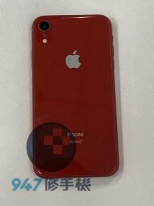 掉到馬桶不顯示的螢幕 泡水的IPHONE XR!!! IPHONE 手機維修