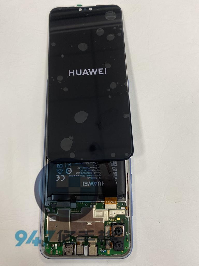 Y9 2019 手機維修_面板更換_電池更換05