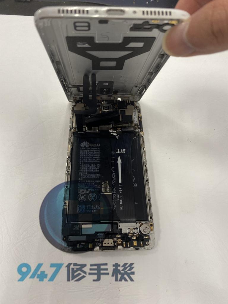 NOVA3I手機維修_電池更換_面板更換02