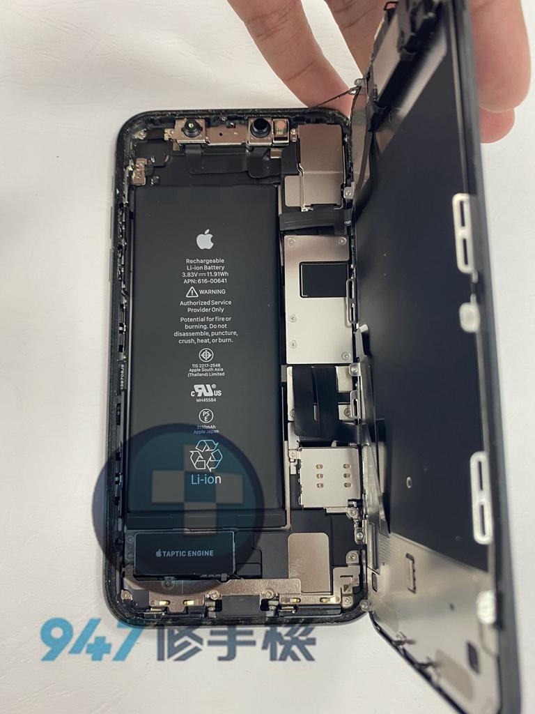 IPHONE 11手機維修_電池更換_面板更換03