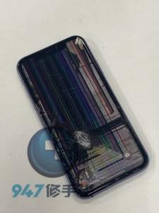 工作注意事項!!小心噴槍!不然IPHONE 11面板螢幕就會破裂啦! IPHONE 手機維修