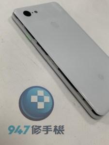 電池膨脹的PIXEL 3XL客人超怕爆炸的啦!! PIXEL GOOGLE手機維修