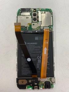 華為NOVA2i不幸墜地,面板破裂毀容了 華為手機維修