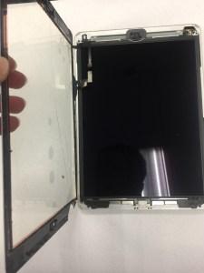 AIR1螢幕不能觸控,不能辦公了!IPAD平板維修
