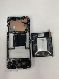 電池膨脹的PIXEL 3A以及心急如焚的機主 GOOGLE手機維修
