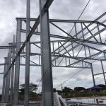 Estructura galera panamá
