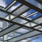 perfiles estructurales de acero galvanizado