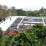 estructura planta procesadora de café