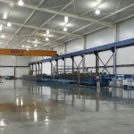 fábrica de perfiles estructurales de acero galvanizado