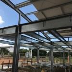 perfiles estructurales acero galvanizado