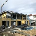 estructura modular para vivienda