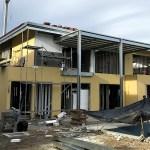 estructura metálica modular para vivienda