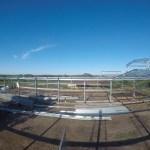 estructura metálica para galeras